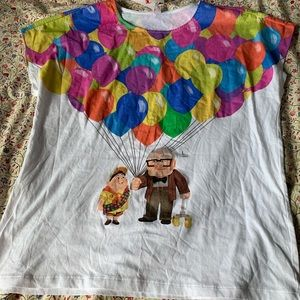 2 for $15! UP T-shirt!